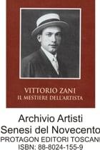 Vittorio Zani pittore senese del 900