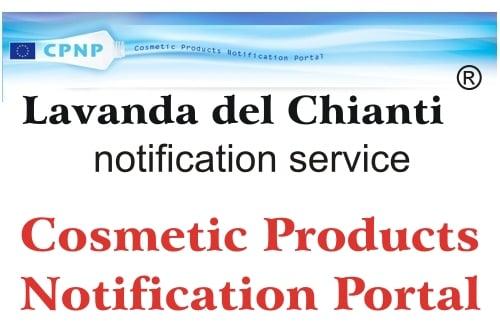 Cosmetici notificati