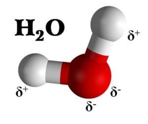 La più piccola molecola di solvente organico disponibile
