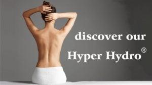 Nel centro di produzione di Casalvento abbiamo brevettato gli estratti Hyper Hydro