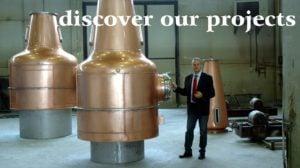 La conoscenza del processo di produzione ci ha aiutato nella progettare i nostri impianti speciali