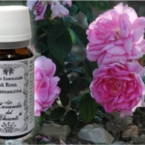 Pure rose essential oil for food and pharmaceutical uses